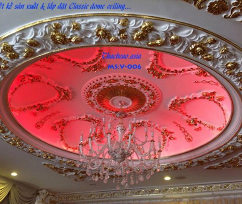 Thạch cao | CLASSIC DOME CEILING